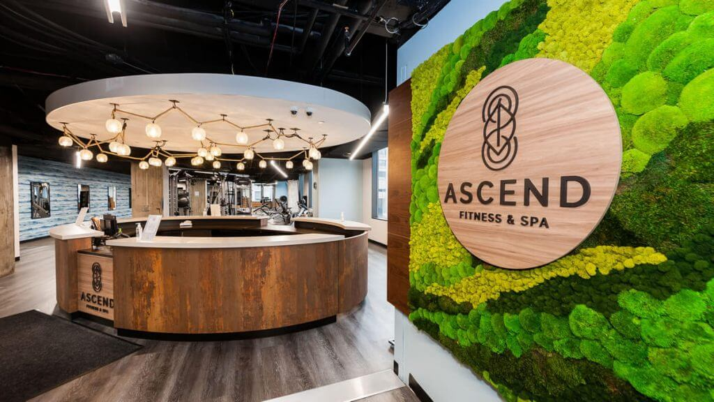 The Front Desk at Ascend Fitness & Spa